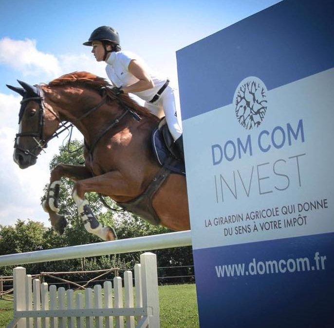 Dom Com Invest partenaire du Repentigny Jump
